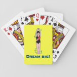 Swimmer: Dream Big Deck Of Cards