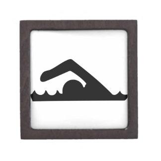 Swimmer Gift Box