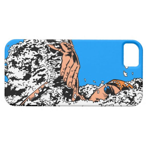 SWIMMER iPhone 5 CASES