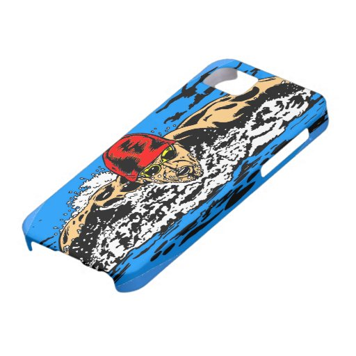 SWIMMER iPhone 5 COVERS