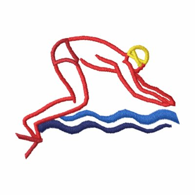 Swimmer Outline