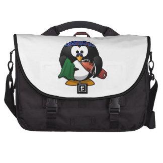 Swimmer Penguin Cute Cartoon Commuter Bag