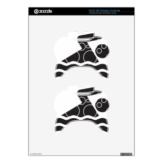 Swimmer Xbox 360 Controller Skin