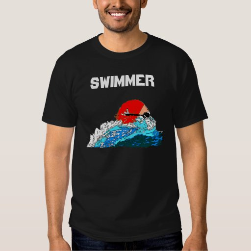 SWIMMER TEE SHIRT