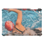 SWIMMERS IPAD CASE