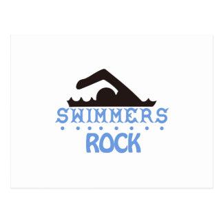 Swimmers Rock Postcard