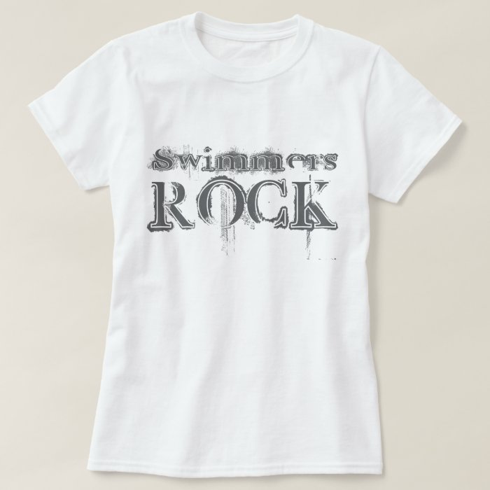 Swimmers Rock T-Shirt
