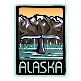 Swimmin' en Alaska Postales