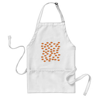 Swimming Against the Rest Adult Apron