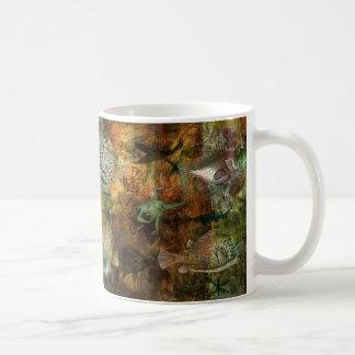 Swimming Against the Tide Coffee Mug