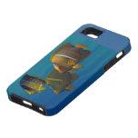 Swimming Angelfish iPhone 5 Case