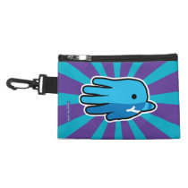 Hand shaped Swimming Baby Narwhal Whale Accessory Bags