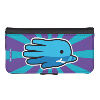 Swimming Baby Narwhal Whale Phone Wallets