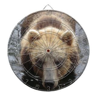 swimming bear dartboards