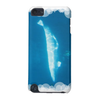 Swimming Beluga Whale iTouch Case iPod Touch 5G Cover