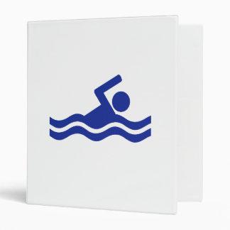 Swimming Binder