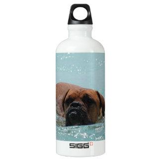 Swimming Bordeaux SIGG Traveler 0.6L Water Bottle