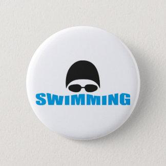 swimming button