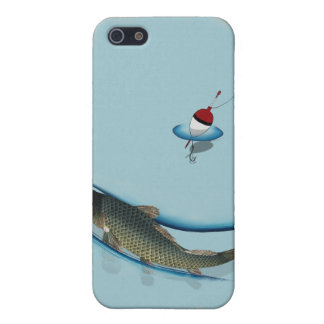 Swimming Carp Cover For iPhone SE/5/5s