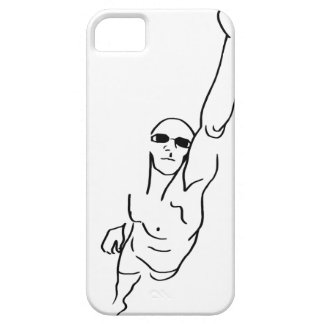 Swimming iPhone 5 Case