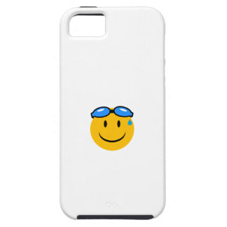 swimming iPhone 5 cover