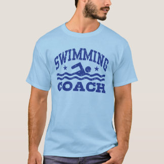 Swimming Coach T-Shirt