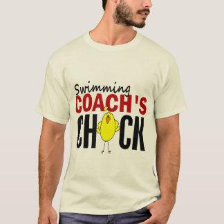 Swimming Coach's Chick T-Shirt
