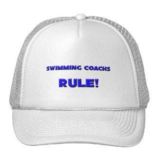 Swimming Coachs Rule! Hats