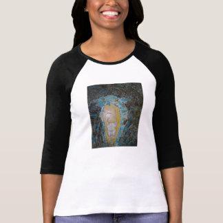 Swimming Cougar design T-Shirt