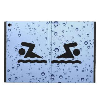 Swimming Design iPad Air Case