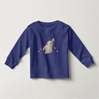 Swimming Dolphin Toddler T-shirt