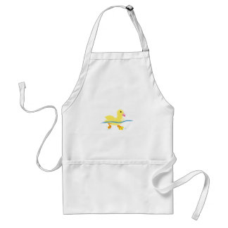 Swimming Duck Adult Apron