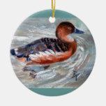 Swimming Duck Ornament