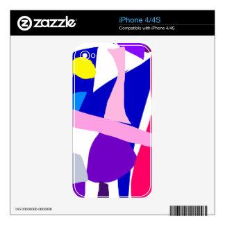 Swimming Fall Basin Dusk Boys Splash Skin For The iPhone 4S