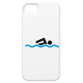 swimming funda para iPhone 5 barely there