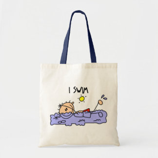 Swimming Gift Tote Bag
