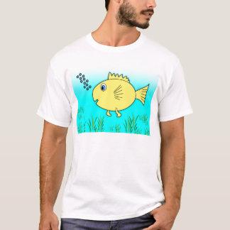 Swimming Goldfish T-Shirt