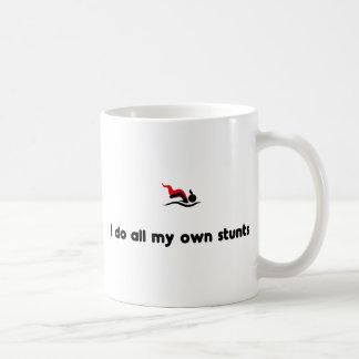 Swimming Hero Coffee Mug