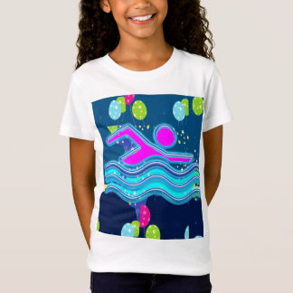 Swimming   - Hobby, Exercise, Sports T-Shirt