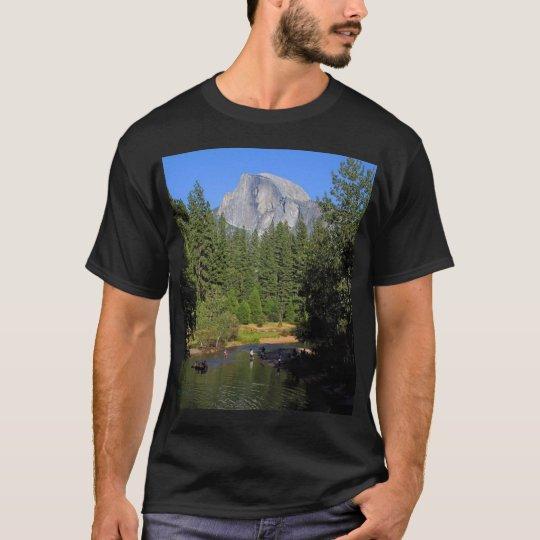 Swimming Hole In Yosemite National Park T-Shirt