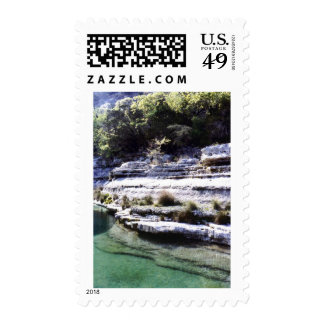 Swimming Hole Postage