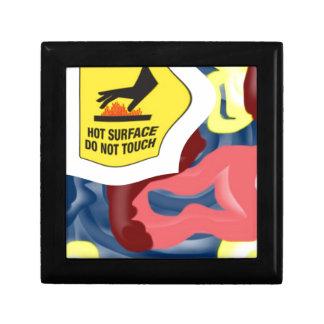Swimming Hot Surface Gift Box