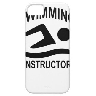 Swimming Instructor T Shirt.png iPhone SE/5/5s Case