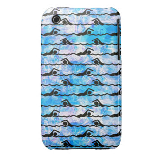 SWIMMING iPhone 3 Case-Mate Case