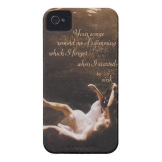 Swimming iPhone 4 Case