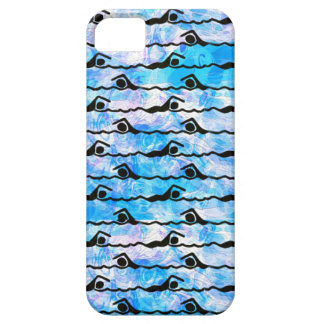 SWIMMING iPhone 5 Case-Mate Case
