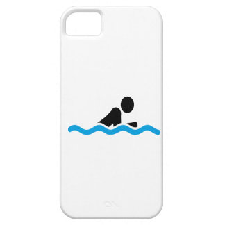 swimming iPhone SE/5/5s case