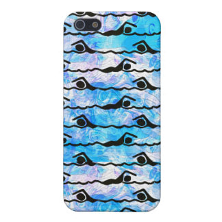 SWIMMING iPhone SE/5/5s COVER