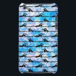 """SWIMMING iPod Touch Case-Mate Case<br><div class=""""desc"""">Celebrate swimming!</div>"""