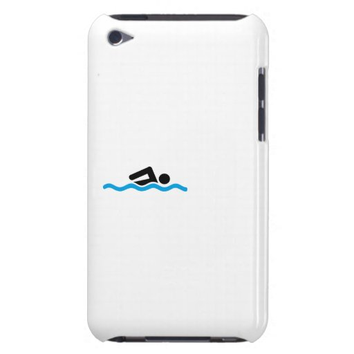 swimming iPod touch Case-Mate protector